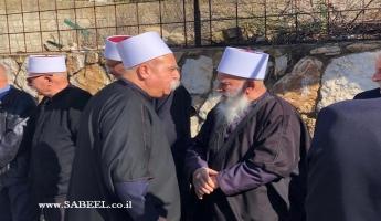 الزيارة السنوية لمقام سيدنا ابو عبد الله في عسفيا