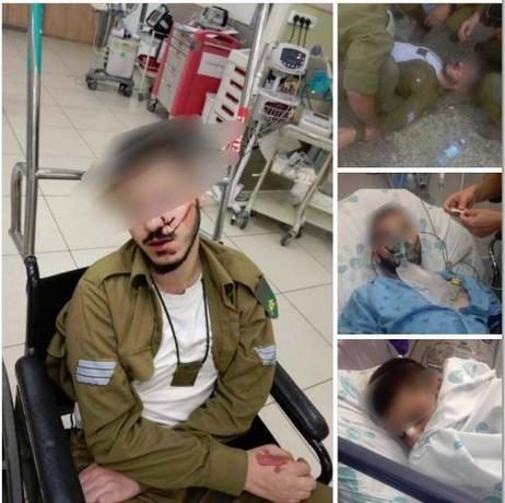 الحبس الفعلي لمدة 7 شهور للجندي اليهودي الذي اعتدى بالضرب المبرح على الجندي الدرزي ابن المغار قبل عام