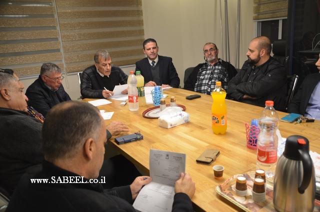 المغار : انعقاد أول جلسة للمجلس بعد الانتخابات بحضور الأعضاء السابقين والأعضاء الجدد