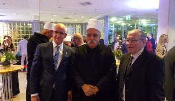 الشيخ موفق طريف يشارك في افتتاح المؤتمر الاسرائيلي الأول الذي يبحث في ماهية تعريف دولة اسرائيل بعد سبعين سنة من قيامها