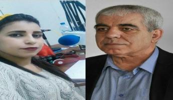 الشاعر الإعلامي كمال ابراهيم في حوار ببث مباشر تجريه معه هذا الصباح اذاعة ( صوت الشباب ) في صفاقس تونس