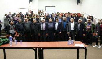 تحت رعاية وزارة التّربيةحفل توزيع منح دراسيّة على الطلاب والطالبات الاكاديميين في القرى البدوية في الشّمال