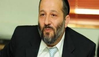 وزير الداخلية ارييه درعي يصدر قرارا للسلطات...