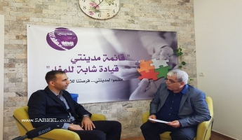 المغار : تصريحات في غاية الأهمية في حوار مع مرشح الرئاسة الدكتور ثائر قزل أجراه كمال ابراهيم