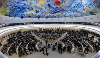 مجلس حقوق الإنسان يعتمد 5 قرارات تدين إسرائيل بينها ممارساتها ضد مواطني الجولان