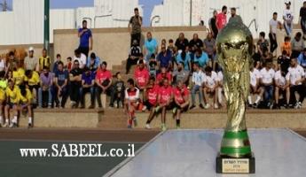 المغار: بأجواء المحبة والتآخي تم افتتاح دوري السلام الخامس لكرة القدم المصغرة