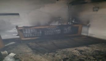 اصابة سيدتين بجروح خطيرة جدا في حريق شب في منزل في كفر ياسيف