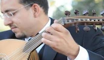 الملحن وعازف العود وسيم عودة من أفضل اول عشر عازفين عود في العالم العربي