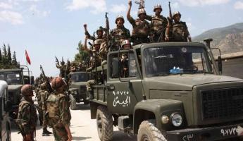 الإعلان عن جيش جديد في إدلب السورية باندماج فصائل مسلحة