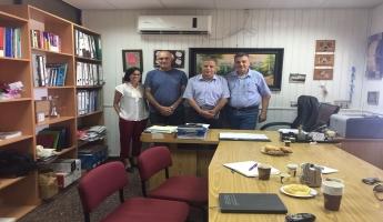 بيت جن : الشروع في اقامة وحدة متطوعين ومتطوعات في بيت جن