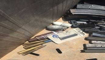 شرطة إسرائيل تعلن عن حملة إعادة الأسلحة غير القانونية الى مراكز الشرطة حتى يوم الخميس دون اجراءات قانونية