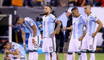 منتخب الأرجنتين في كرة القدم يلغي مباراته المزمع أقامتها مع منتخب اسرائيل