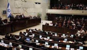 باغلبية 51 عضو الكنيست تصادق نهائيا: السجن 5 سنوات...