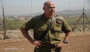 توصية بتعيين العميد غسان عليان رئيس اركان قيادة المنطقة الوسطى