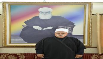 تهنئة من فضيلة الشيخ موفق طريف بمناسبة عيد الأضحى المبارك