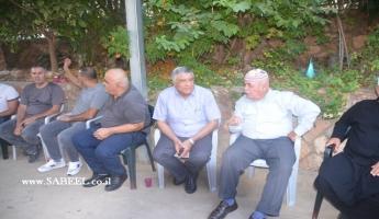 قبل شهرين عن موعد الانتخابات للسلطة المحلية يعلن السيد زياد دغش في اجتماع جماهيري حاشد رسميًا عن انطلاق حملته الانتخابية للرئاسة والعضوية