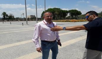 رئيس منتدى الدروز ضد قانون القومية ، الدكتور أمير خنيفس يُمنع من دخول الكنيست لحضور الجلسة الخاصة بقانون القومية