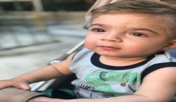 مناداة واسعة بالتبرّع بعيّنة نخاع شوكي للطفل جبر هادي شنّان من حرفيش