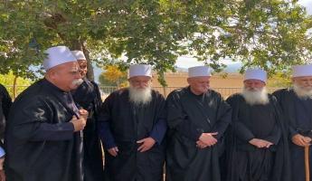 الطائفة الدرزية تحتفل اليوم بزيارة مقام النبي سبلان في حرفيش عليه السلام