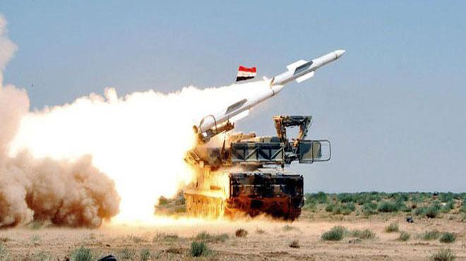 صواريخ سورية على الجولان بعد قصفٍ اسرائيلي على قواعد جنوب دمشق