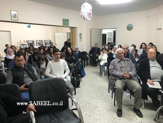 أمسية أدبية في عسفيا بمبادرة المنتدى الثقافي...