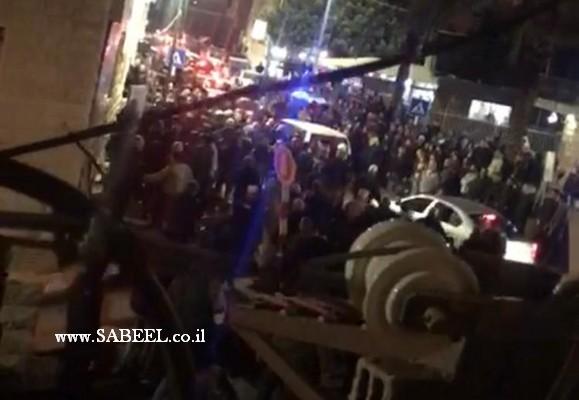 القاء قنابل خلال جلسة للمجلس المحلي في بلدة يركا دون وقوع اصابات