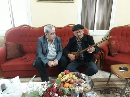 قصيدة ( لوحة ضائعة ) كلمات الشاعر كمال ابراهيم ، تلحين وغناء الفنان ، الموسيقار سالم درويش