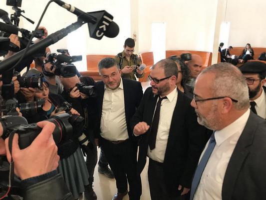 النائب جبارين بعد جلسة المحكمة: الادعاءات ضدنا عنصرية بامتياز