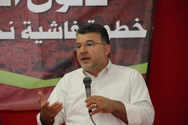 النائب جبارين يطالب بفتح تحقيق جنائي ضد بن آري وبن چڤير بتهمة التحريض