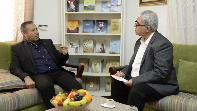 حوار مُصَوَّر مع المحامي ، مالك بدر المرشح الرابع عن حزب يشار للكنيست أجراه كمال ابراهيم