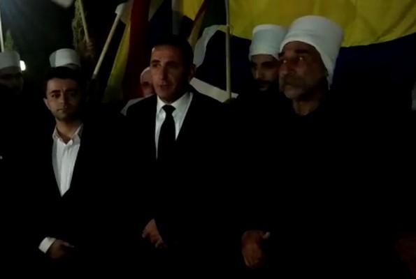 محكمة الصلح في عكا تفرج عن الشيخ على معدي دون اي شروط