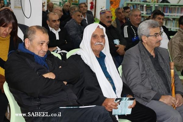 بيت جن تحتضن ببيت الكاتب والمكتبة العامَّة الشّاعر الإعلامي كمال ابراهيم في أمسية تكريميّة راقية