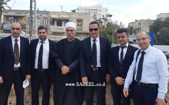 المحكمة في عكا تطلق سراح الشيخ علي معدي ونجله وترفض طلب الشرطة
