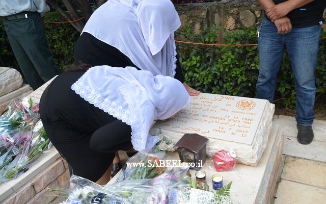 احياء ذكرى شهداء معارك اسرائيل من أبناء المغار ومراسم مع مقاطعة جزئية في عسفيا